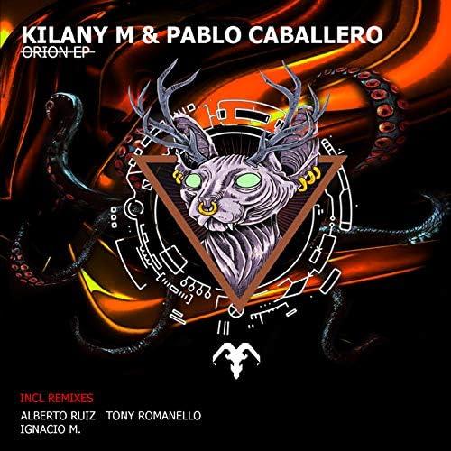 Kilany M & Pablo Caballero