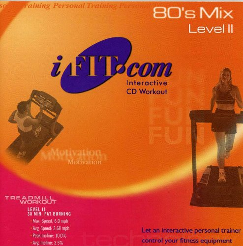 Price comparison product image Interactive CD Workout,  80's Mix: Level II