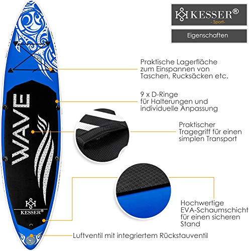 Kesser Stand Up Paddle Board 320 cm - 3