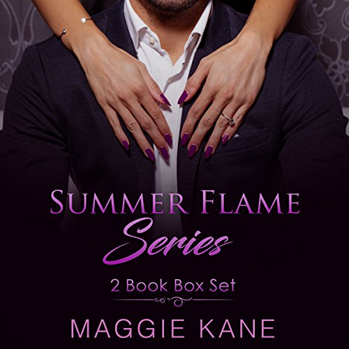 Summer Flame Series (2 Book Series) cover art