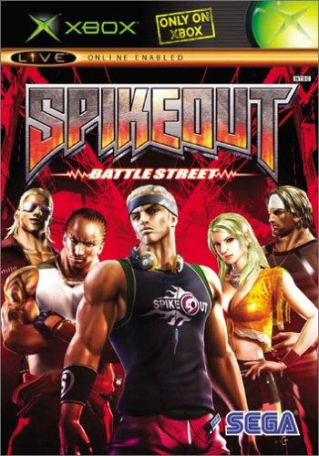 Spikeout Battle Street[Import Japonais]