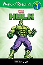 World of Reading: Hulk This is Hulk PDF