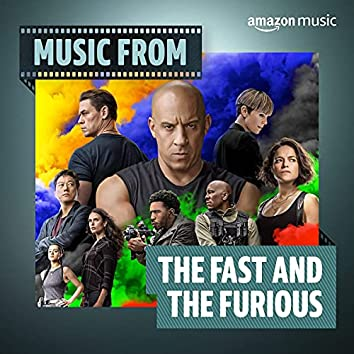 Music from The Fast and The Furious