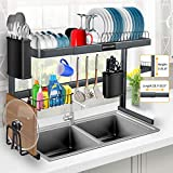 Over The Sink Dish Drying Rack,...