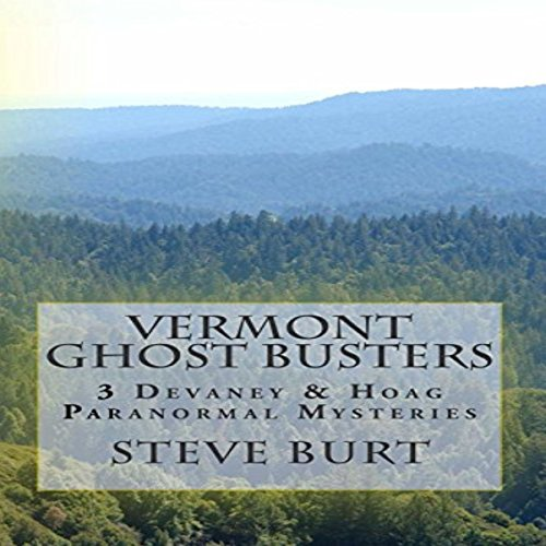Vermont Ghost Busters cover art