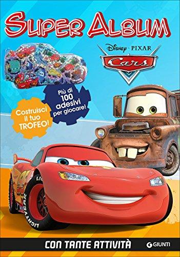 Super album. Cars. Con adesivi. Ediz. illustrata