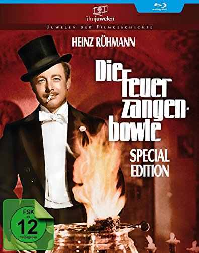 Die Feuerzangenbowle (+ Schuber) [Blu-ray]