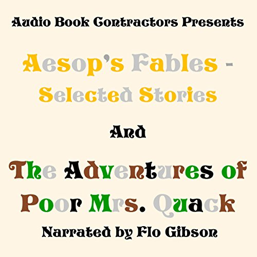 Aesop's Fables - Selected Stories cover art
