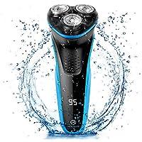 Moosoo Triple Shaving Time Electric Rotary Razor