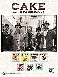 Cake: Guitar Tab Anthology