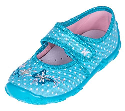 Lemigo Lena - Zapatillas de estar por casa para niña, bailarinas, color Multicolor, talla...