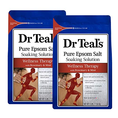 Dr. Teal's Epsom Salt Soaking Solut…