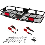 Hitch Mount Cargo Carriers