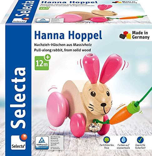 Selecta - Motorikspielzeug in Hanna Hoppel, Größe 13 cm