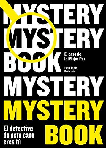 Mystery book: El caso de la Mujer Pez (Libro interactivo)
