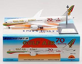 Inflight200 1:200 ガルフエア 70th anniversary B787-9 A9C-FG 70TH IF789GF50