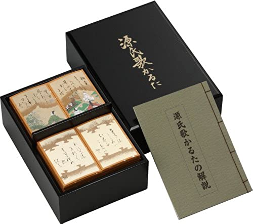 preferente Genji Genji Genji song Karuta Japanese paper finish (japan import)  Garantía 100% de ajuste