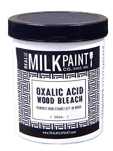 Oxalic Acid Wood Bleach