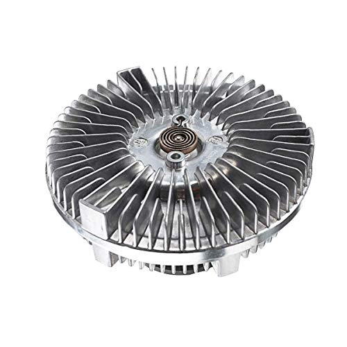 A-Premium Engine Cooling Fan Clutch Replacement for Chevrolet GMC C/K 1500 2500 3500 Blazer Tahoe Yukon 6.5L Turbo Diesel OHV