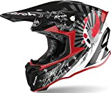 AIROH HELMET TWIST 2.0 KATANA RED GLOSS M