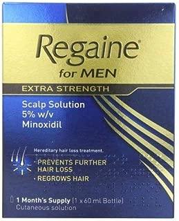 Hairgaine 5% for Men Hair Regrowth Treatment (solution)