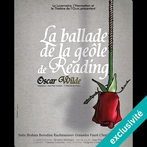 La ballade de la geôle de Reading cover art