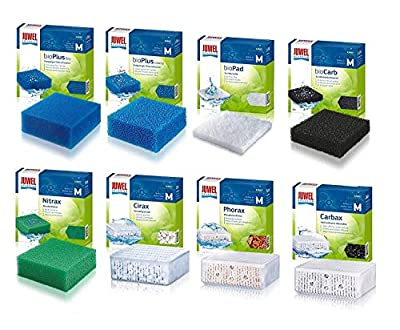 Juwel Filter Media Set (8 Pieces), M / Bioflow 3.0 / Compact by Juwel