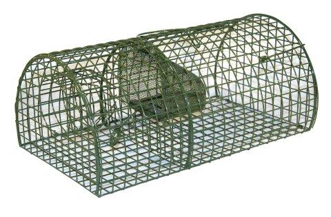 MGI DEVELOPPEMENT Ratas, Grande y Muy Resistente, Buen Producto, Agricultores, Verde, 40x24x18cm