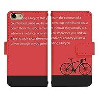 Galaxy A41 ベルトあり 手帳型 スマホケース スマホカバー di725(B) 自転車 ロード バイク 格言 文字 メッセージ Galaxy ギャラクシー ケース ギャラクシー エー41 ケース スマートフォン スマートホン 携帯 ケース 手帳 ダイアリー フリップ スマフォ カバー