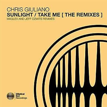 Sunlight / Take Me (The Remixes)