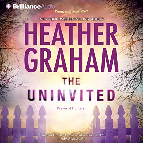 The Uninvited Audiobook By Heather Graham cover art