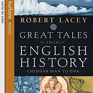 Great Tales from English History cover art