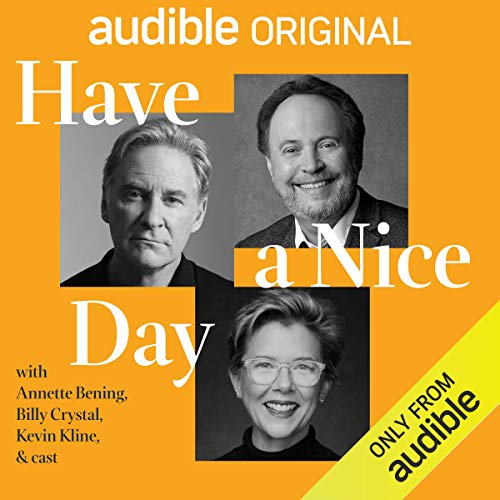 Have a Nice Day audiobook cover art
