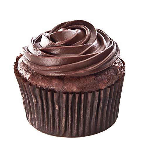 Doppelte Schokolade Cupcake von Soulfood LowCarberia 75g