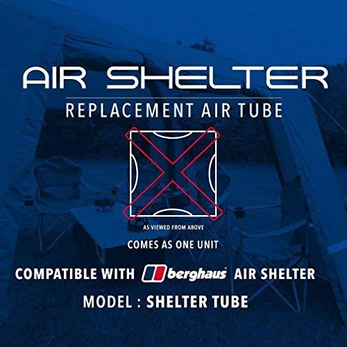 Eurohike Tube de Rechange Berghaus Air Shelter, Taille Unique