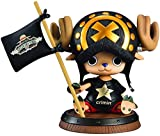 LJXGZY Regalo Retrato de Pirata de una Pieza: Tony Chopper Jolly Roger Crimin Shibuya versión PVC Figura Colección Decoración Modelo Regalo de cumpleaños Estatua