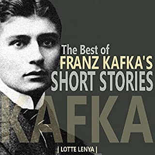 The Best of Franz Kafka's Short Stories cover art