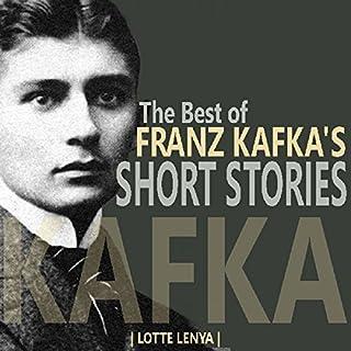 The Best of Franz Kafka's Short Stories audiobook cover art
