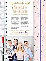 L'Agenda familial (ou pas !) de Sophie Fantasy, la maman de Swan et Néo de Sophie Fantasy