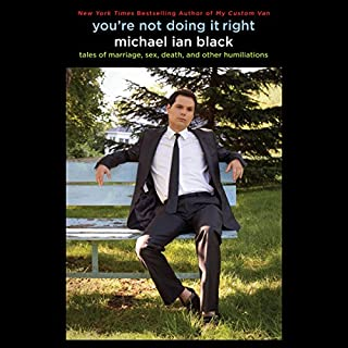 You're Not Doing It Right audiobook cover art