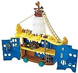 Mattel DMW56 Fisher-Price - Käpn't Jake's Magnus Colossus Spielset -