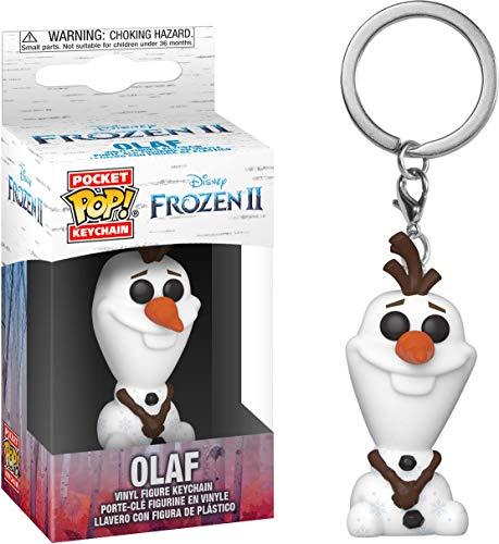 Die Eiskönigin - Frozen Vinyl Figur Schlüsselanhänger - Olaf