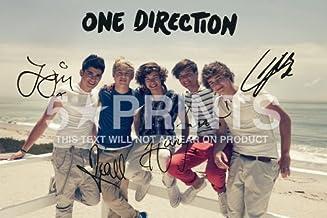 One Direction Niall Horan de fotos de póster firmado PP Harry Styles Zayn Louis Liam 12x 20,32cm regalo perfecto