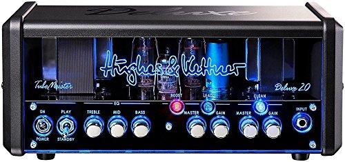 Hughes & Kettner TubeMeister 20 Deluxe Head Black