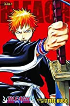 Bleach (3-in-1 Edition), Vol. 1: Includes vols. 1, 2 & 3 (1)