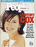 People Weekly Magazine (November 27, 1995 - Cover; Courteney Cox)