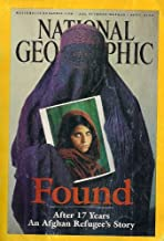 National Geographic, Found After 17 Years (An Afghan Refugee's Story, volume 201 num. 4)