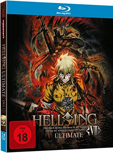 Hellsing: Ultimate - OVA - Re-Cut - Vol.7 - [Blu-ray]