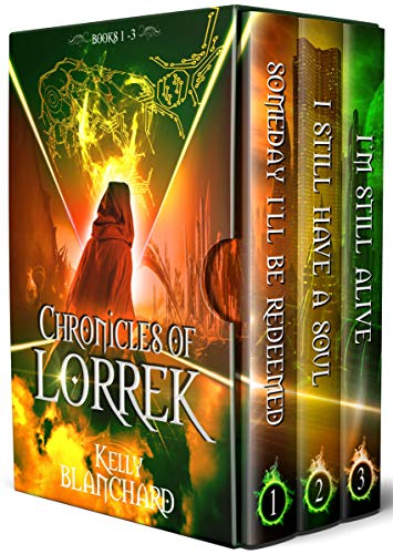 Chronicles Of Lorrek Books 1-3 by Kelly Blanchard ebook deal