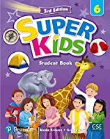SuperKids 3E Student Book with 2 Audio CDs and PEP access code 6